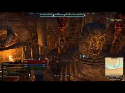 Elder Scrolls Online -  Orsinium DLC - Blood on a King's Hands - Part 1