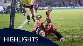 Bath Rugby v Scarlets (P5) - Highlights – 12.01.2018