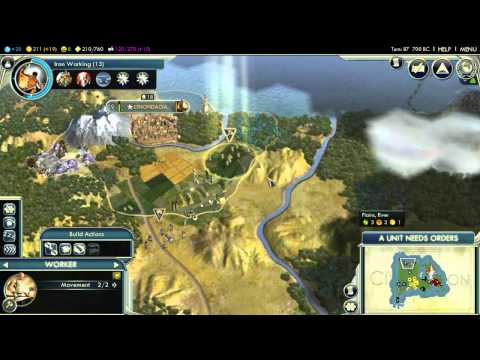 3.2 - The True (and Accurate) History of The Iroquois League (Civilization V)