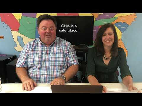 Citrus Heights Academy Orientation 2020