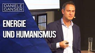 Dr. Daniele Ganser: Energie und Humanismus (Salzburg 27.10.2018)