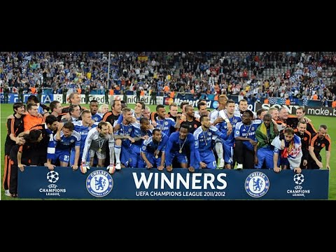 Bayern Munich vs Chelsea 1 1 pen 3 4   UCL Final 2012   Full Highlights English Commentary HD 720p