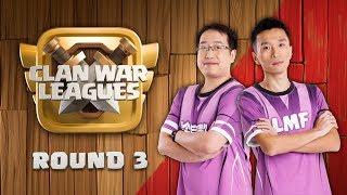 Clan War Leagues Season 3 Round 3 Clash of Clans War Strategy