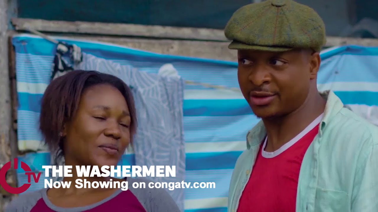 Download THE WASHERMAN Latest Nigerian Movie - Now Showing