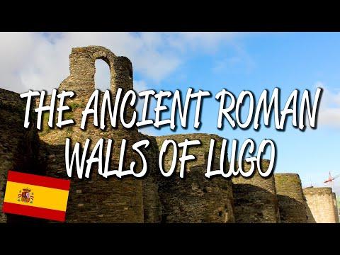 Ancient Roman Walls of Lugo - UNESCO World Heritage Site