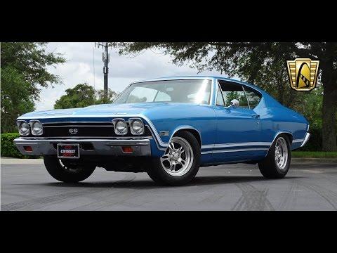 1968 Chevrolet Chevelle SS Gateway Classic Cars Orlando #555