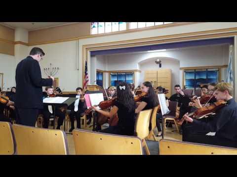 """Turkisher Klezmer Fest"" by Castillero Middle School's Chamber Orchestra"