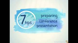 7 Tips to Make Your Conference Talk Perfect PowerPoint Presentation