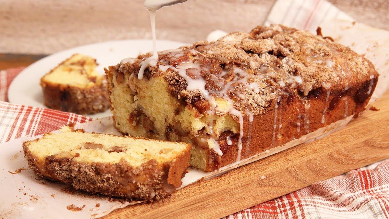 Apple Crisp Bread Recipe Laura In The Kitchen Internet