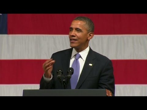 Obama mocks Romney team over difference between 'outsourcing' and 'offshoring'