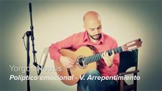 Yorgos Nousis - Políptico emocional - Arrepentimiento