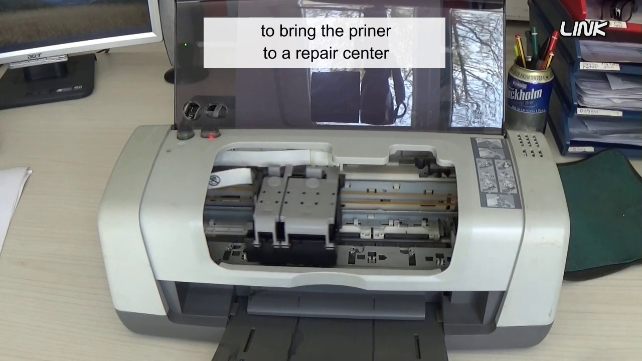 What to do if your inkjet Printer is Printing Blank Pages