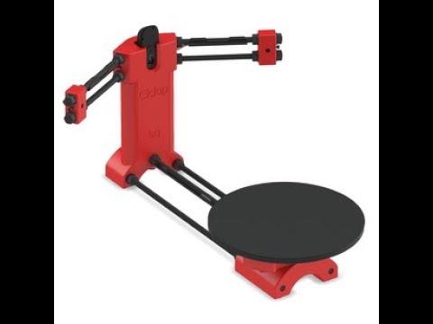 # 216 - Présentation du scanner 3D Ciclop