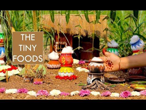 Sweet Pongal Recipe | EP11 | The Tiny Foods