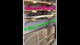 Fra.. Fra.. Fra.. FRASTRATION!!!!! One of thoes days correcting my lumber rack
