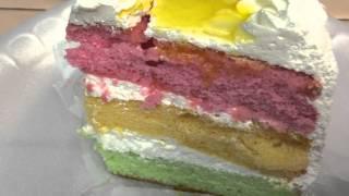 King's Hawaiian Paradise Cake(a Slice)
