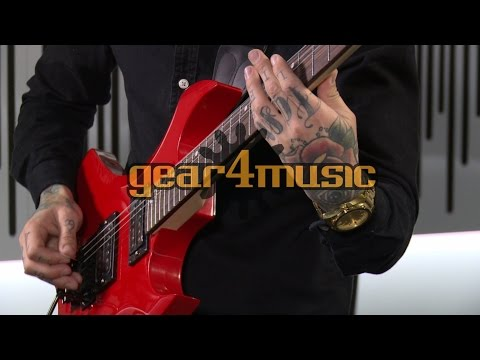 Harlem Electric Guitar + Case by Gear4music