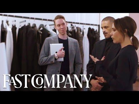 How Victoria Beckham's Sales Director Got His Dream Job | Fast Company