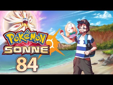 Let's Play Pokémon Sonne [German] - #84 - Codename: UB-01 Schmarotzer