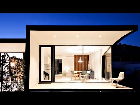 Spectacular Modern Contemporary Luxurious Vacation Home in Bolzano, South Tyrol, Italy