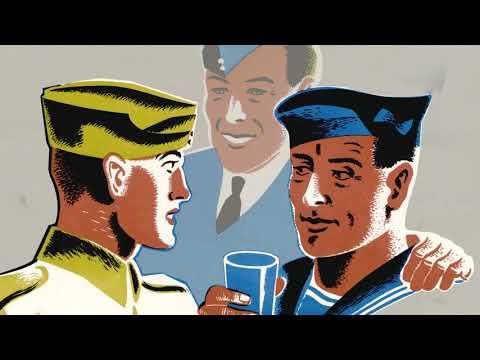 Wartime Propaganda Posters