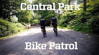 Central Park Bike Patrol