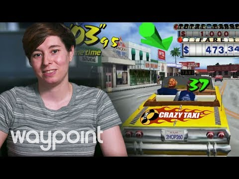 Inside Crazy Taxi's Risk vs. Reward Gameplay - Guide to Games