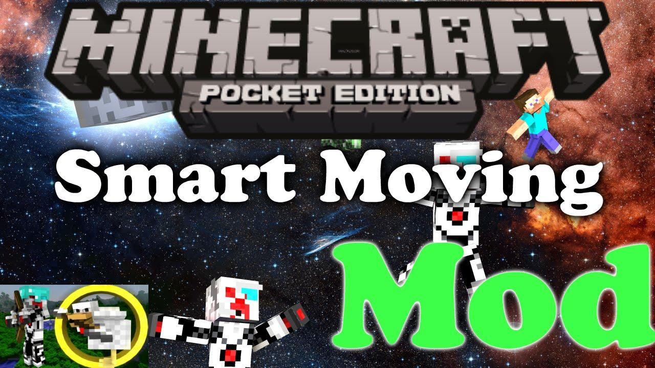 Smart moving minecraft pe