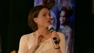 Lana Parrilla OUAT Chicago 2017 Panel Part 3