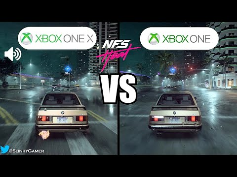 Need For Speed Heat Ps4 Pro Vs Xbox One X Frame Rate Comparison