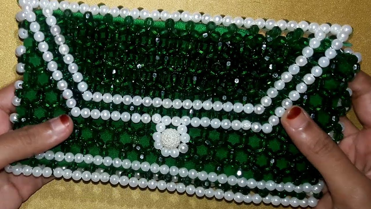 Beads Bag Making Tutorial Images - Any Tutorial Examples