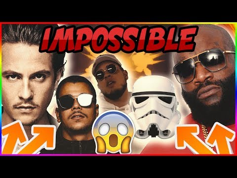HOOSS, Nekfeu, Rick Ross et Star Wars dans un seul mix ? C'est possible !  Djset by AARON