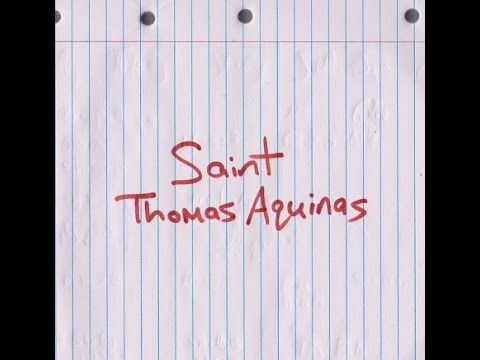 Saint Thomas Aquinas: System Virtue