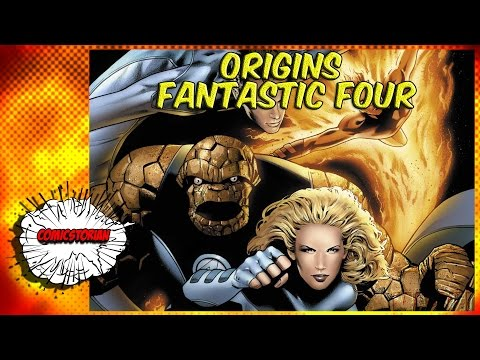 Ultimate Fantastic Four Origins/Complete Story