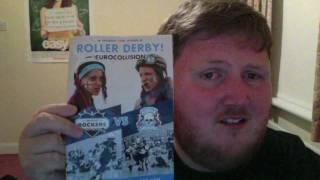 vlogtober 15 - Brighton Rockers roller derby