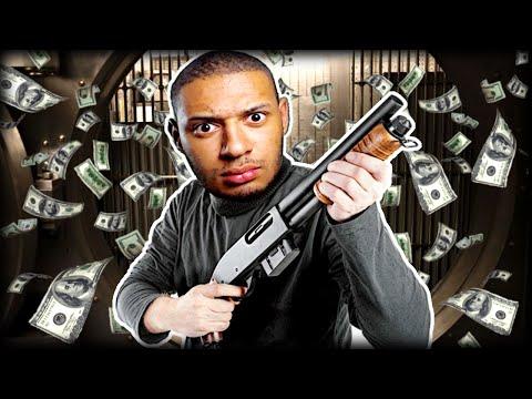 GEBT MIR EUER GELD !! | Sneak Thief