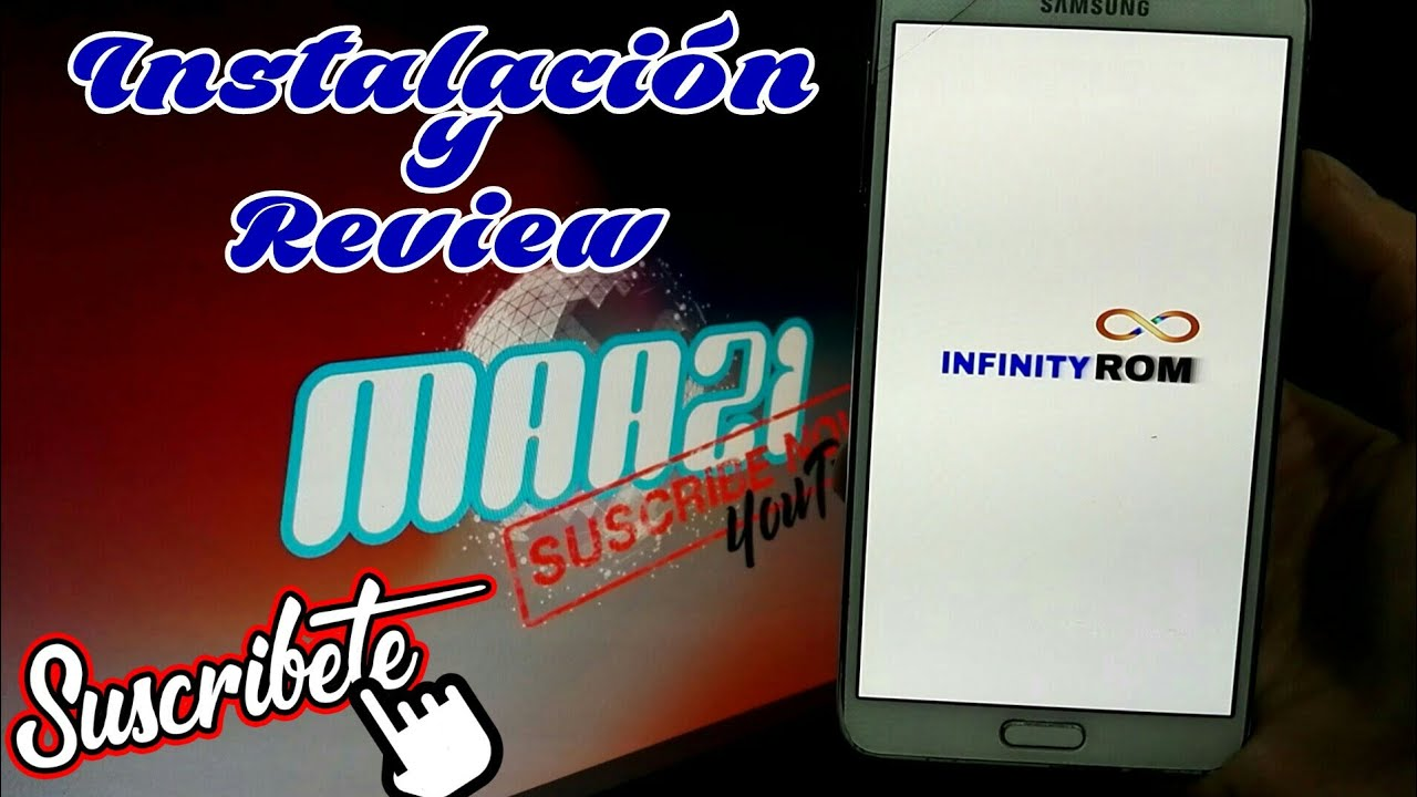 ROM INFINITY PURE EDITION Galaxy Note 3 N900V / N9005 / N900T & More
