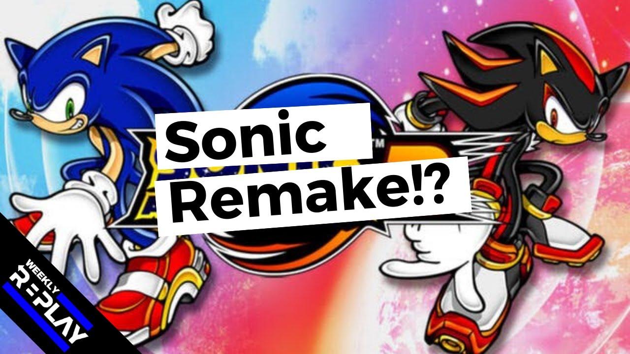 Sonic Adventure 2 Remake!? #Sonic2020 - YouTube