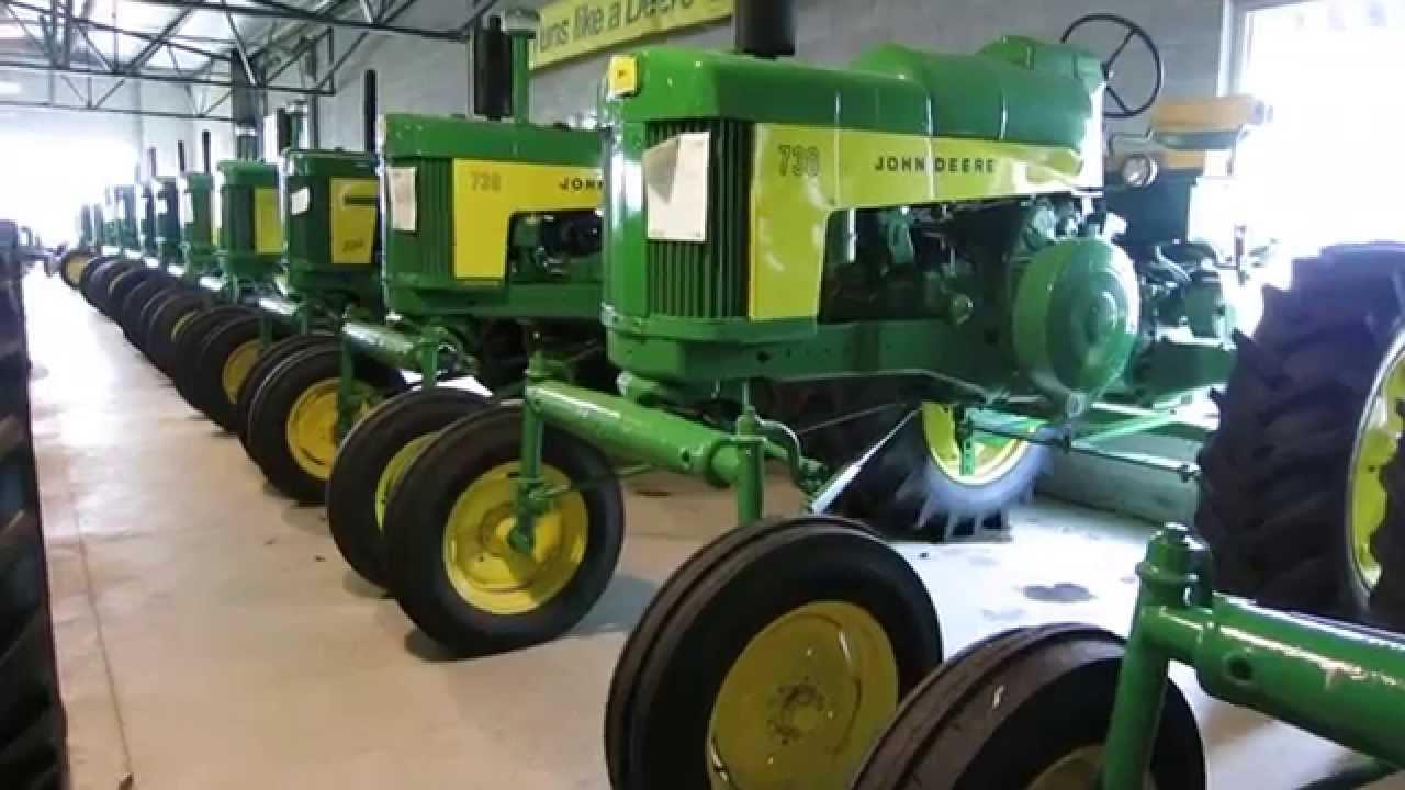 First production john deere tractors PT 3 - YouTube 16ec9f5d2