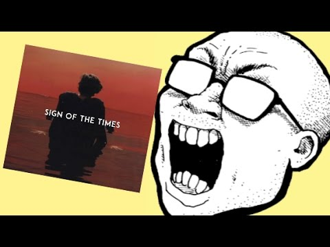Harry Styles - Sign of the Times TRACK REVIEW