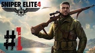 Sniper Elite 4. Прохождение от Арти #1