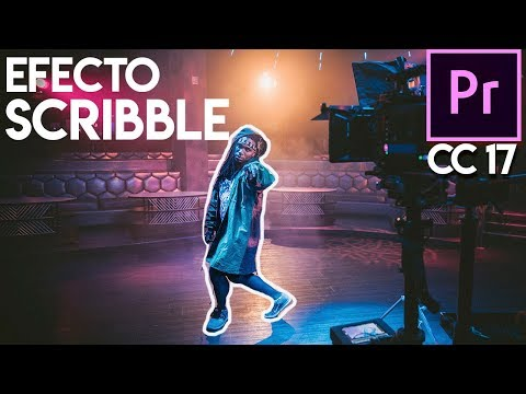 Efecto Scribble/Drawing (Garabato) | Tutorial Adobe Premiere Pro CC 2017