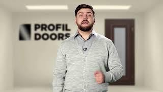 видео Дверь Profildoors «XN (модерн)» - 99 (стоун, стекло матовое)
