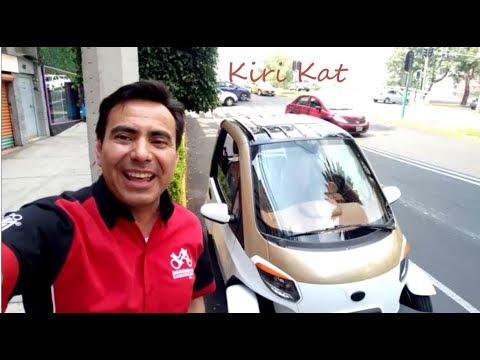 KIRI Vehículos eléctricos - Universo Expositor
