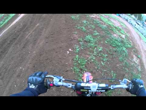 2min lap times uhmcc on a 10' crf106 .with bean n pec.