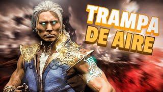 🌪️El MEJOR ATAQUE de FUJIN ... (100% INESPERADO) - Mortal Kombat 11
