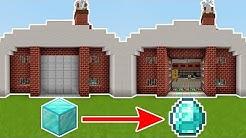 Wie baut man eine funktionierende Diamantfabrik in Minecraft | Minecraft Diamantfabrik bauen