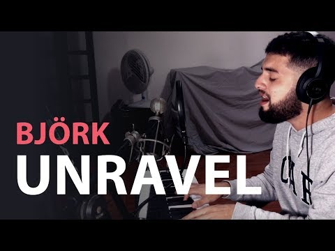 Björk - Unravel (Piano, Vocals and Cellos Cover) - Lucas Vallim 4K