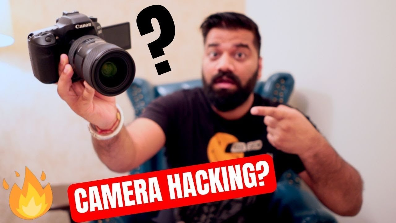 DSLR Camera Security Problem - Ransomware in DSLR Camera Canon 80D & more????????????