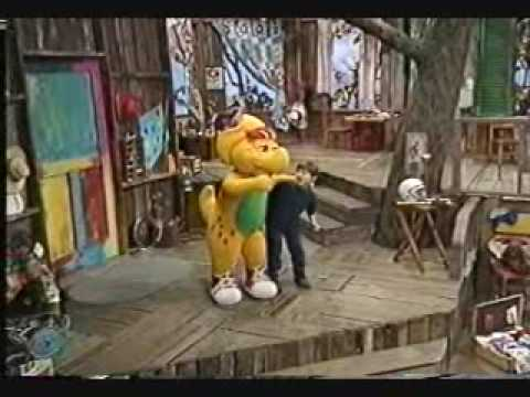 Barney Stupendous Puzzle Fun (Part 1)